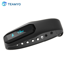 Teamyo u01 bluetooth 4.0 сенсорный экран спорт смарт браслет шагомер sleep monitor калорий ip67 smartband фитнес-трекер