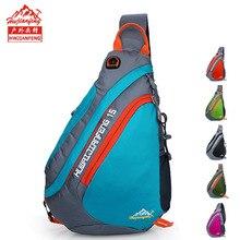 Pouch Crossbody-Bags Travel Nylon Waterproof Women Chest-Pack Multifunction