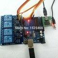 DTMF Audio Remote Relay Kit MT8870 Phone Voice Decoder Control DC 5V 12V 24V 48V Voltage for_Arduino DUE UNO MEGA Raspberry pi