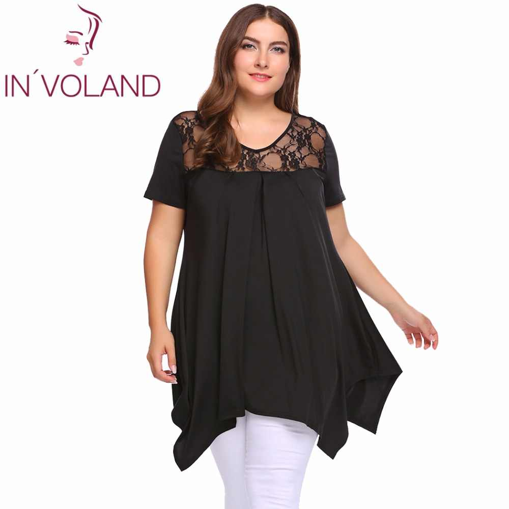 77a83212656 Detail Feedback Questions about IN VOLAND Plus Size L 4XLWomen T ...