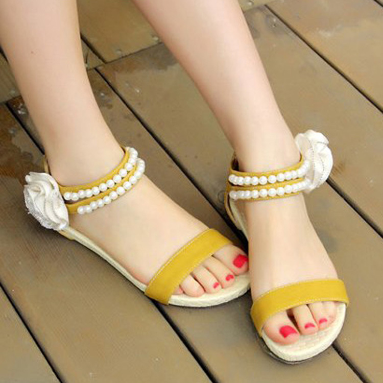 Womens flat sandals on sale