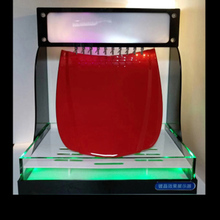 лучшая цена TPU PPF films Car paint protection film Water Repellent Performance Display Hydrophobic Test Machine With Red hood MO-621