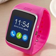 Smart watch card webcam led qq sports activities lovers hand ring little one woman digital male desk