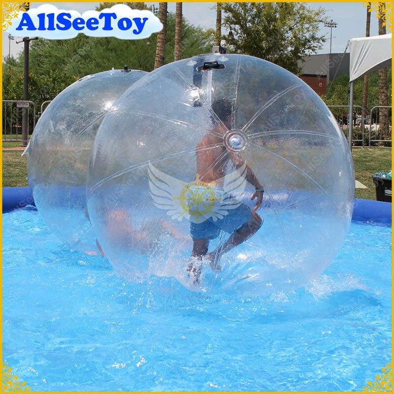 venta caliente juego bola inflable del agua bola que camina del agua para nios y