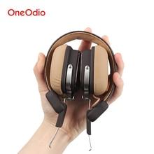 Oneodio بلوتوث سماعة رأس بمايكروفون سبورت ستيريو 4.1 سماعة رأس مزودة بتقنية البلوتوث سماعة أذن للهاتف شاومي سماعات رأس لاسلكية