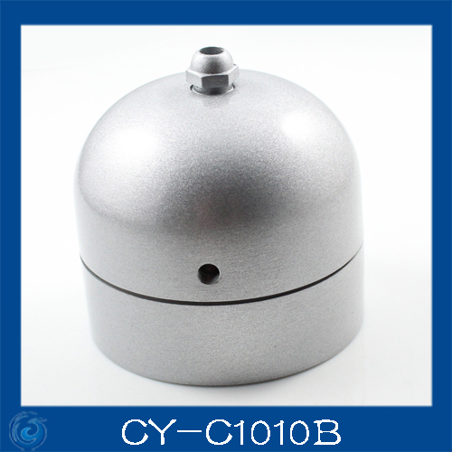 DIY CCTV Camera IR waterproof camera Metal Housing Cover(Middle).CY-C1010B cctv camera waterproof outdoor housing array led light cctv camera aluminium alloy metal case cover