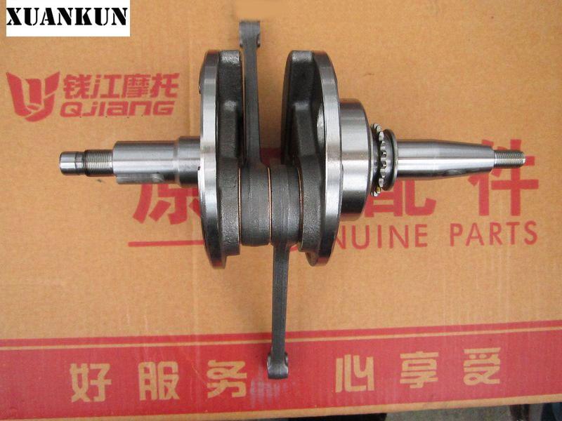 XUANKUN QJ250-H Crankshaft / XV250 Connecting Rod Assembly 2V49 xuankun 150 qs150t 3 scooter crankshaft connecting rod crankshaft bearing crank