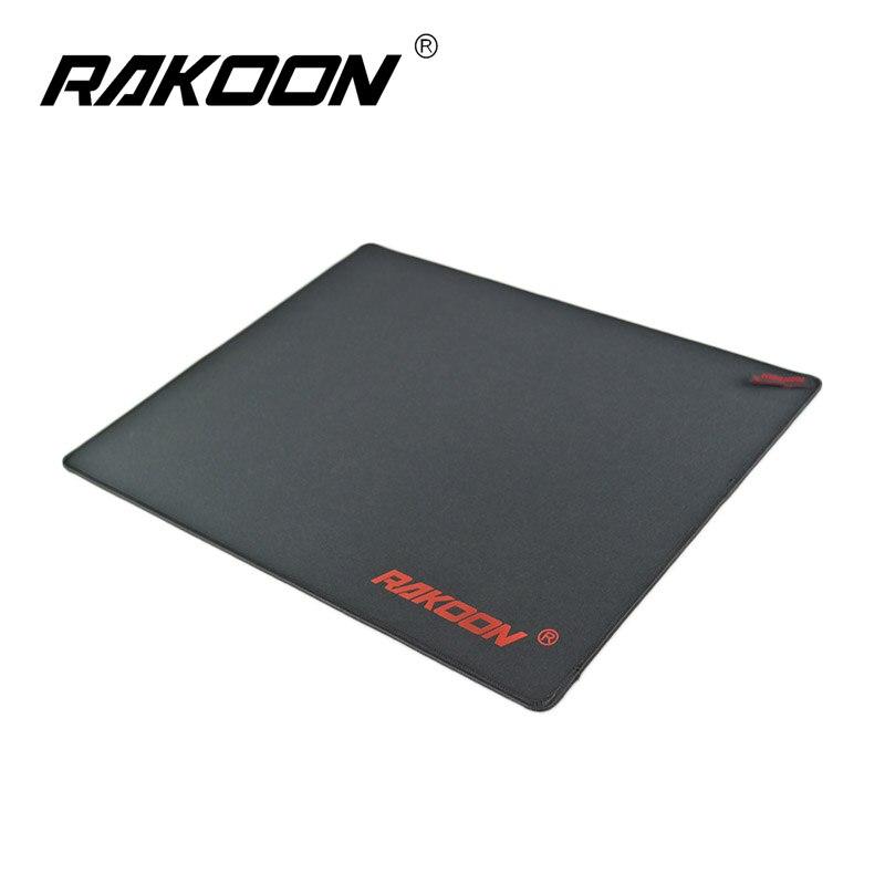 Rakoon Gaming Mouse Pad Serrure Bord Stands Ordinateur Tapis de Souris Anti-slip En Caoutchouc Tapis De Souris Contrôle Version Pour Dota 2 Lol