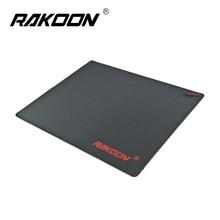 Rakoon Gaming Mouse Pad Lock Edge Pits Computer Mouse Mat Anti-slip Rubber Mousepad Control Version For Dota 2 Lol