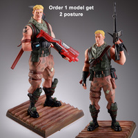 Battle Royale Action Figure Kids Christmas Gifts Fortnited PVC Model Collections Fortnight Toys