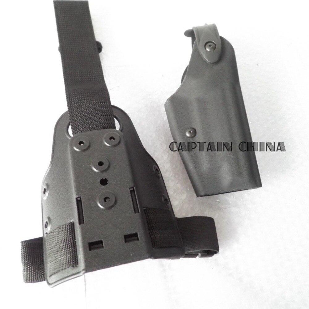 Compact Tactical Leg Holster Right Hand Leg Holster Hunting Thigh Gun Holster fits SIG SAUER P226 P228 P229