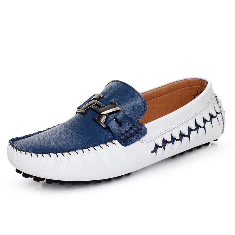 High Quality Moccasins Mens Genuine Leather Loafers Men Slip on Driving Shoes Male Moccasin Gommino Boat Shoes  SoftHigh Quality Moccasins Mens Genuine Leather Loafers Men Slip on Driving Shoes Male Moccasin Gommino Boat Shoes  Soft