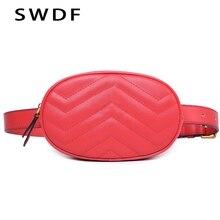 SWDF 2020 New Arrival Fashion Waist Belt Bag Fanny Crossbody Chest Bags