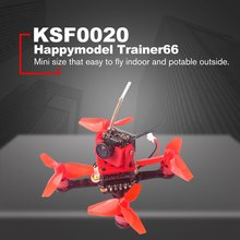 Happymodel Trainer66 Mini 66mm 1S RC FPV Racing Drone with Betaflight OSD PNP Version Compatible Frsky FD800 SBUS Receiver