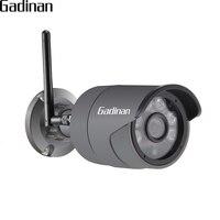 GADINAN Yoosee Bullet Outdoor IP Camera WiFi 1080P 2 0MP Wireless ONVIF P2P Night Vision CCTV
