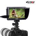 5 ''viltrox dc-50 hd clip-on entrada av hdmi exibição do monitor lcd da câmera de saída de vídeo para canon nikon pentax olympus dslr