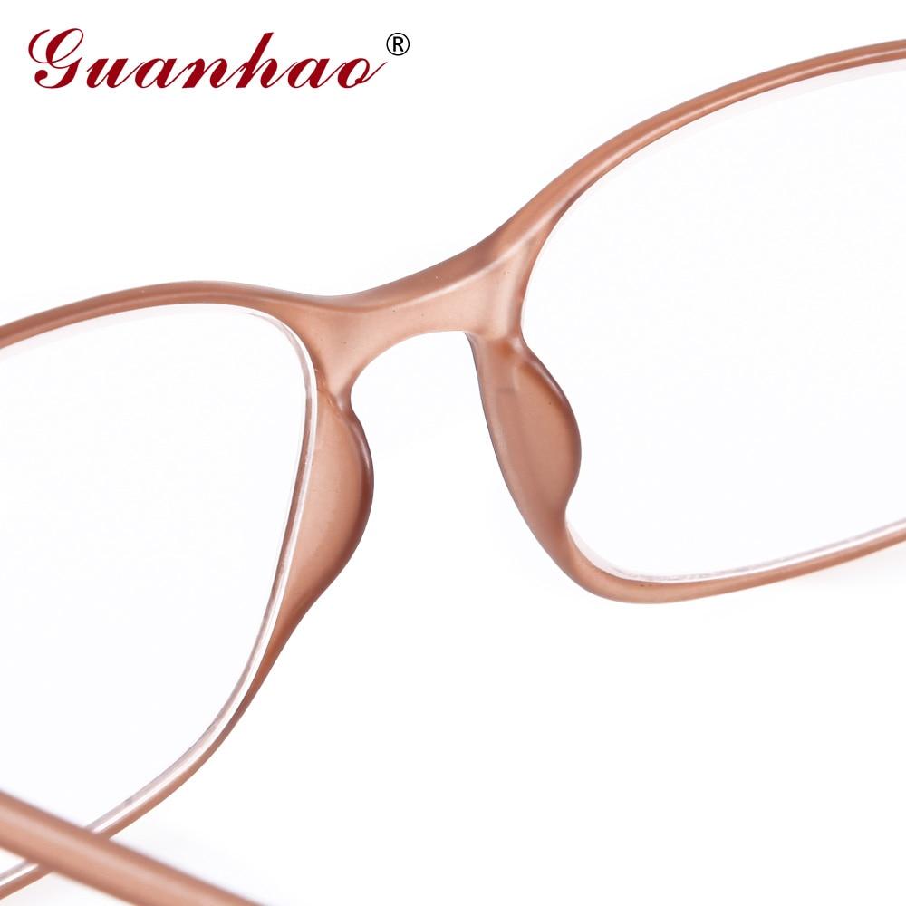 Guanhao TR90 Montura de lente de resina Gafas transparentes Hombre - Accesorios para la ropa - foto 4