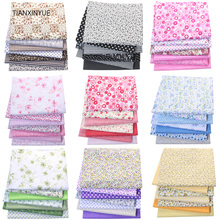 TIANXINYUE Multicolor 100% Cotton Quilts Fabric for Sewing Patchwork Kids Bags Baby toy DIY