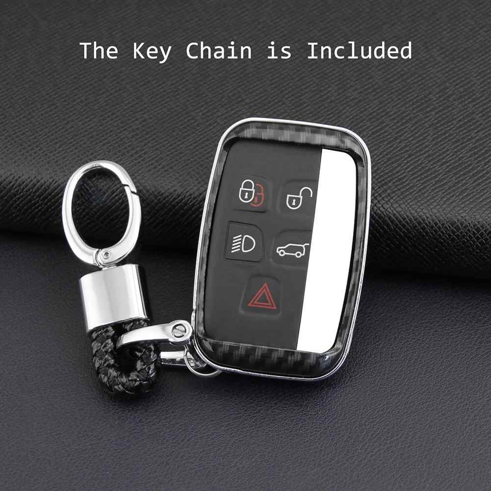 Remote Key Chain Case Cover Key Holder Fit for LAND ROVER Range Rover Sport