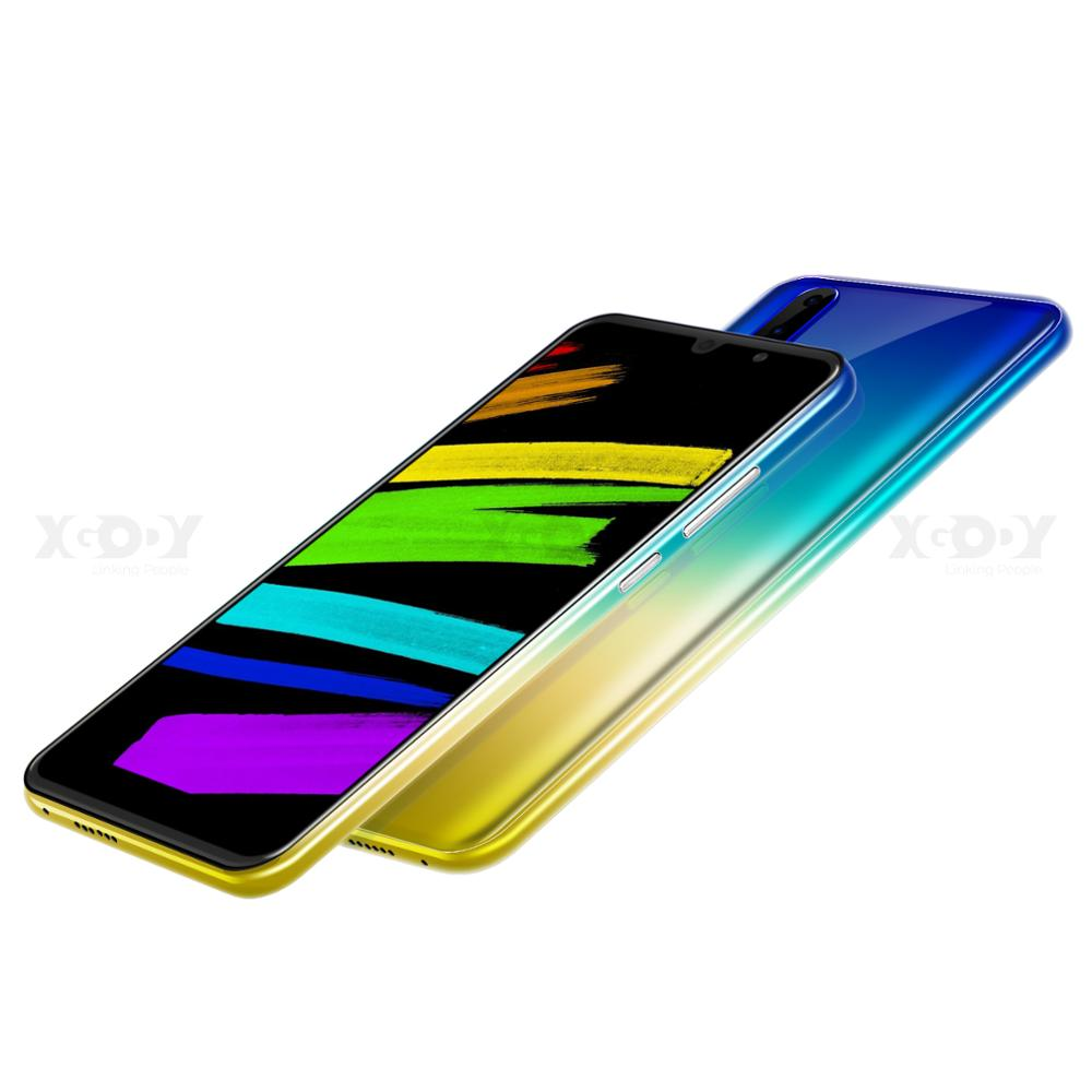 Image 5 - NEW Xgody P30 Mobile Phone Android 9.0 5.99inch 2GB RAM 16GB ROM MT6580M Quad Core Dual Camera 3G Smartphone celular-in Cellphones from Cellphones & Telecommunications
