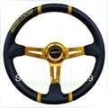 "14"" 350mm hot sell Racing Steering Wheel MOMO Drifting Steering Wheel MOMO Steering Wheel PVC"