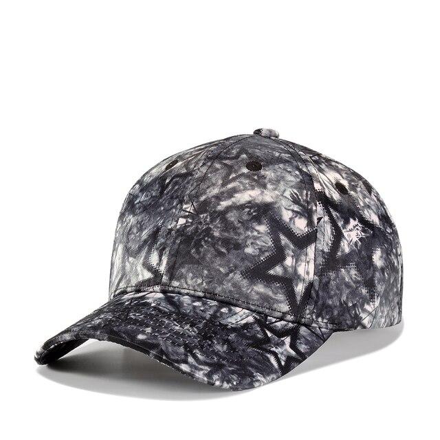 2018 venta al por mayor gorra de béisbol de estilo veraniego gorra negra de  estrella ajustada d9826ec8242