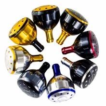 Power knob 39mm Shimano Knob A Spinning 1000-4000 csali öntvény 50-400 Daiwa Knob S Spinner 1000-3000 Baitcaster alacsony profil
