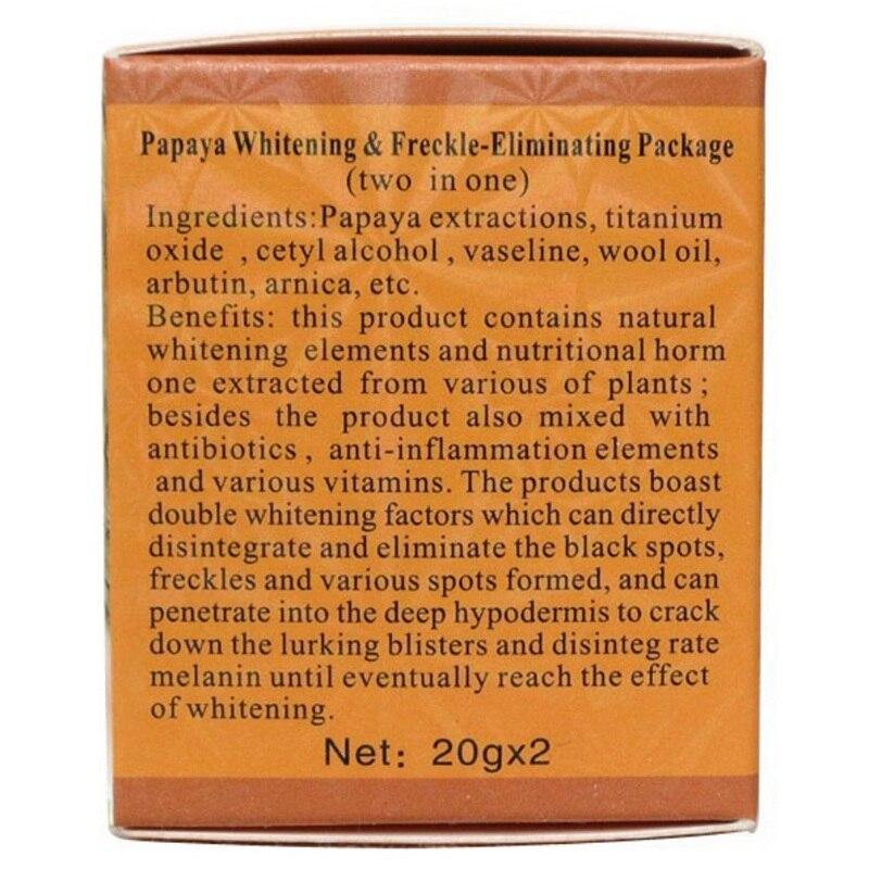 Отбеливающий крем для лица против веснушек улучшает темную кожу Освежающий уход за кожей лица дневной и ночной крем