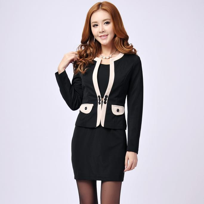 Women's dress and jacket sets – Modern fashion jacket photo blog