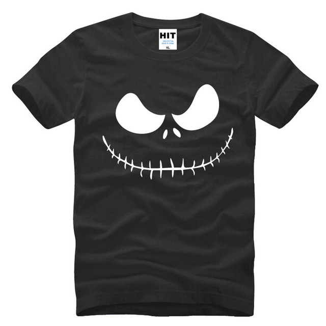 Aliexpress.com : Buy 2017 New Mens Nightmare Before Christmas T ...