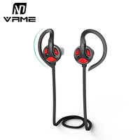 Vrme Wireless Earphone Voice Contro Handsfree Bluetooth Headset Sport Ear Buds Stereo Earphones Build In Mic