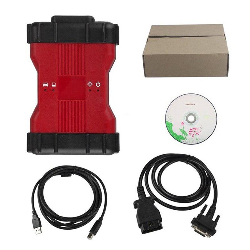 V106 VCM2 Pour Ford et pour Mazda V108 VCM IDS Véhicules IDS VCM 2 voiture code de diagnostic-outil de voiture lecteur scanner