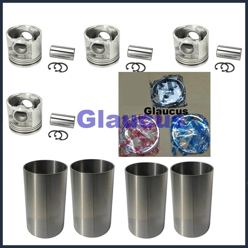New Cylinder Head Gasket 1C020-03310 for Kubota V3300 4D98 4D98T Engine