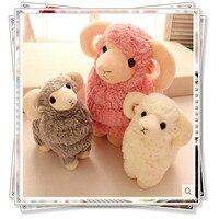 Alpaga en peluche jouet mini peluche ours en peluche moutons en peluche jouets licorne doux jouet de chèvre ty animaux en peluche poupées peluche cadeaux d'anniversaire