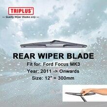 Rear Wiper Blade for Ford Focus MK3 (2011-Onwards) 1pc 12 300mm,Car Windscreen Wipers,Back Window Windshield Blades