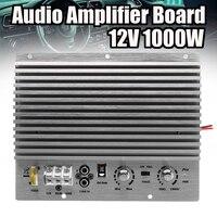 1000W 12V Mono Car Audio High Power Amplifier Board Powerful Bass Subwoofer Amp 213mmx173mm