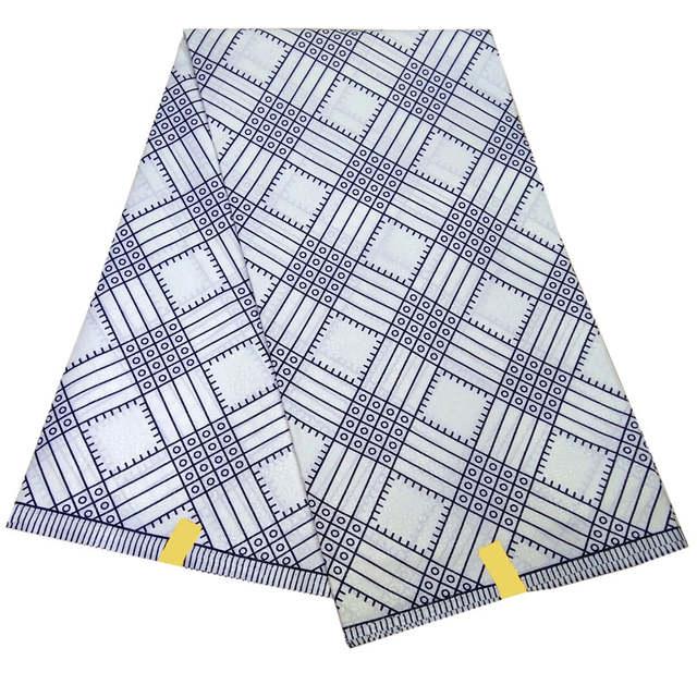Not Cotton Fabric 100 Polyester Ankara Fabrics Good Price Printed Wax African