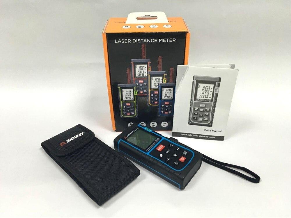 Laser Entfernungsmesser Englisch : Sndway laser distanzmessgerät mt
