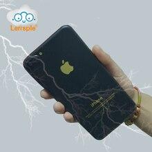 Lensple Новинка электрическим током iPhone 7 Игрушка Шутка хитрость реквизит продукт обмануть ваших друзей Хэллоуин Рождество удивительные реквизит