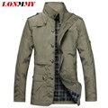 LONMMY M-5XL Весна куртки мужские куртки мужские пальто jaqueta masculina пальто вскользь куртка мужчины одежда casacos Тонкий 2016