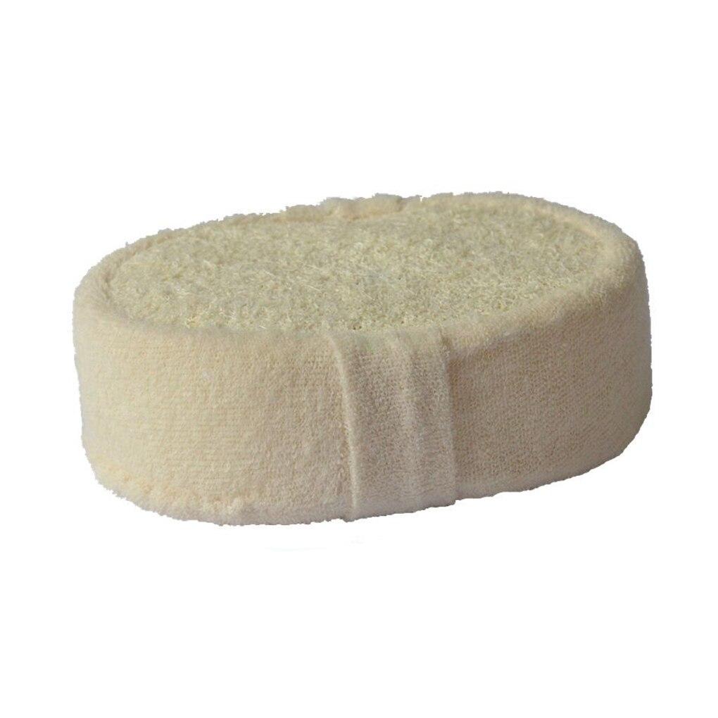 New Soft Loofah Sponge Bath Ball Shower Rub For Whole Body Healthy Massage Brush