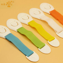 5Pcs/Lot Child Baby Safety Protector Locks Table Corner Edge Protection Cover Baby Edge & Corner Guards 5 colors SAD-4093(China)