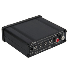 YHX A926 4-In 2-Out Audio Switcher Headphone Signal Amplifier Sound Processor Preamp