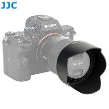 JJC LH SH131 Petal style Lens Hood For SonySonnar T* FE 55mm f/1.8 ZA, Sonnar T* E 24mm f/1.8 ZA Lens Replaces Sony ALC SH131