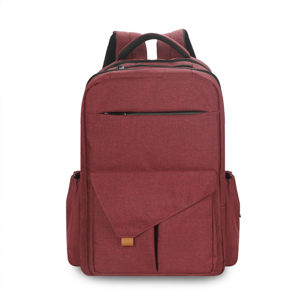 Large Capacity Maternity Diaper Nappy Bag for Mummy Women Travel Backpack Waterproof Designer Stroller Bag Baby Care Nursing Bag