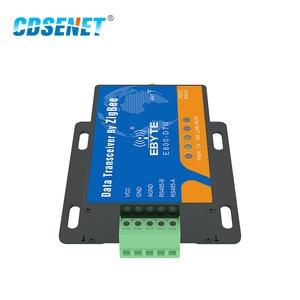 Image 5 - CC2530 Zigbee Module RS485 2.4GHz 500mW Mesh Network CDSENET E800 DTU(Z2530 485 27) Ad Hoc Network 2.4GHz Zigbee rf Transceiver