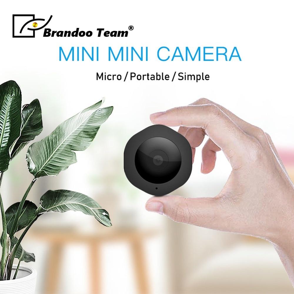 Mini Camera HD DV 1080P 720P Mini Camera HD Night Vision Mini Camcorder Video Recorder Built-in Battery Body Camera hd mini dv camera black