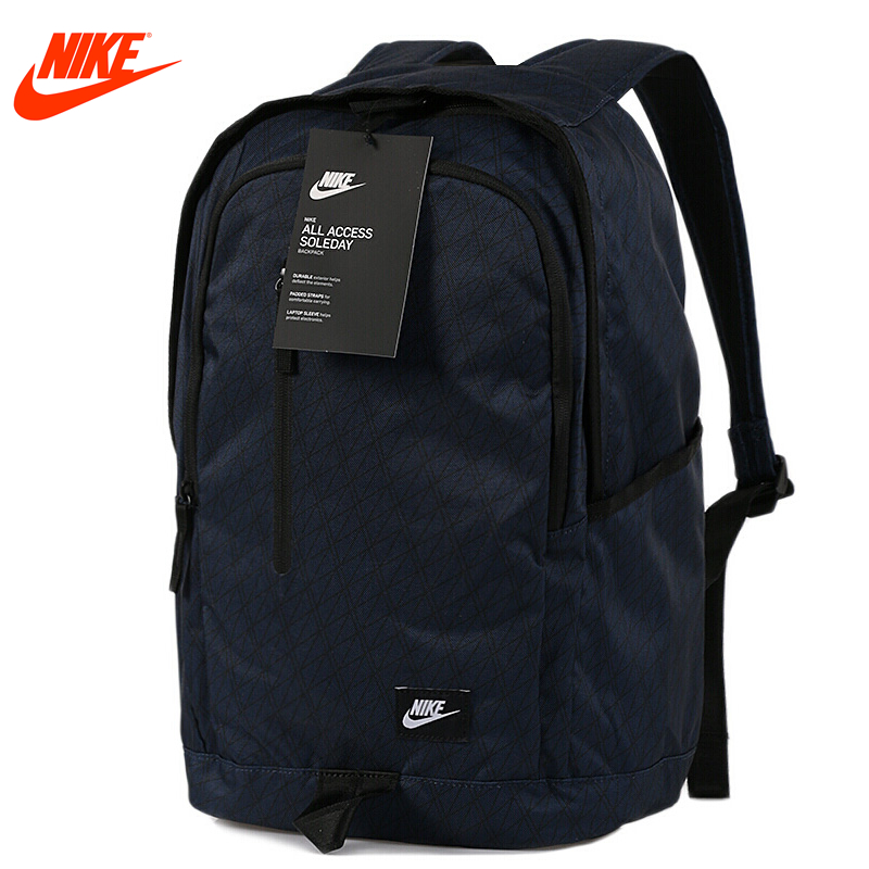 Authentic New Arrival Official NIKE ALL ACCESS SOLEDAY BKPK-P Unisex Backpacks Sports Bags original new arrival 2018 nike all access soleday bkpk d unisex backpacks sports bags