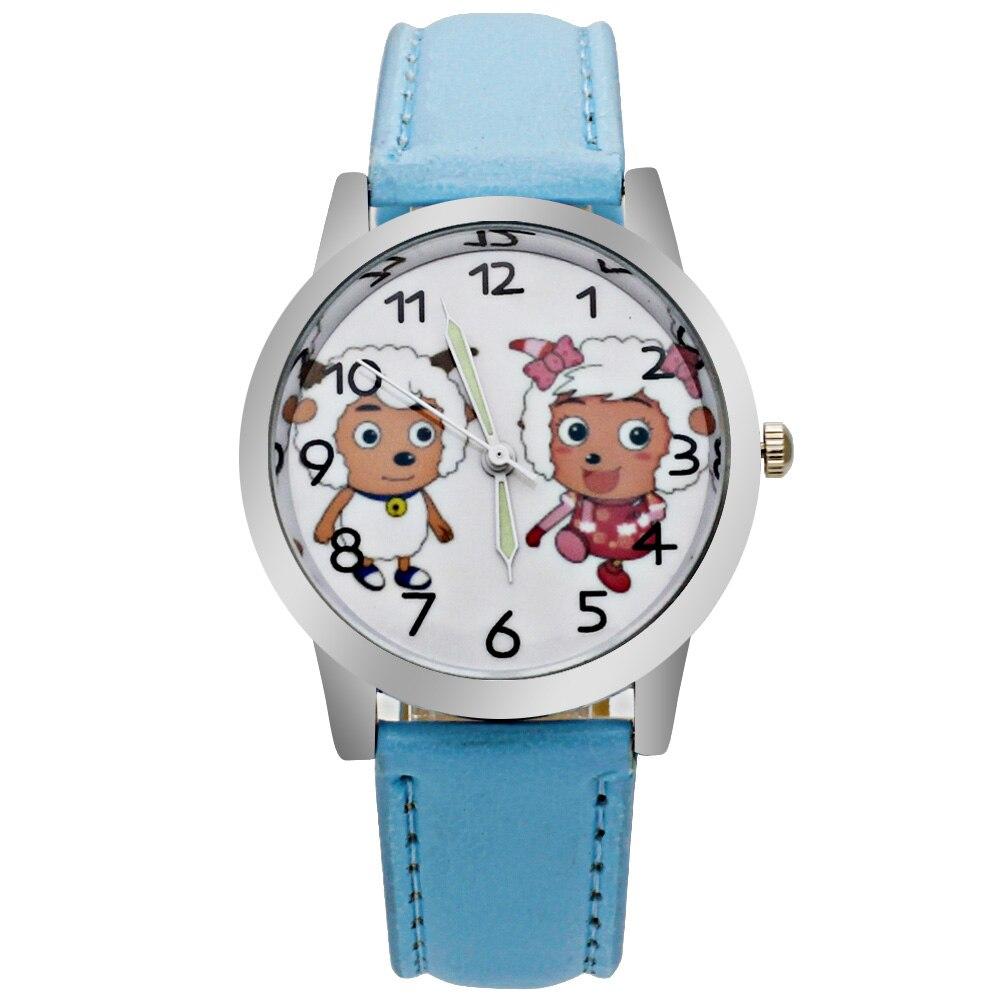 Симпатичные часы мультфильм привет невесты модная повседневная выбор цвета Прохладный молодая девушка популярны удивительный подарок час...