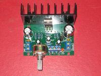 ПОСТОЯННОГО и ПЕРЕМЕННОГО ТОКА 12 В TDA2030A 15 Вт моно усилитель доска может использоваться с батарейным питанием с радиатором